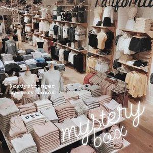 Brandy Melville Big Mystery Box!